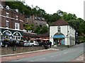 SJ6703 : Ironbridge Pharmacy by Christine Johnstone