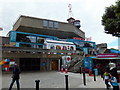TQ3080 : Wahaca at Queen Elizabeth Hall, Southbank by PAUL FARMER