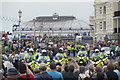 TV6199 : Police at Day 60 Olympic Torch Relay, Eastbourne by Oast House Archive