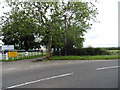 TQ4589 : Junction Of Aldborough Road North And Painters Road by Phil Gaskin