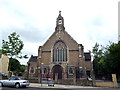 TQ3373 : Dulwich:  St. Thomas More R.C. Church by Dr Neil Clifton