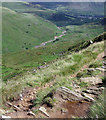 SE0501 : Pennine Way Crowden by Stephen Burton