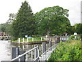 TQ0469 : Penton Hook Lock by Oast House Archive