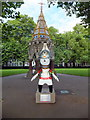 TQ3079 : Household Cavalry Mandeville by PAUL FARMER