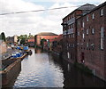 SK7953 : Newark, Notts (Newark Basin) by David Hallam-Jones