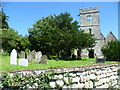 TQ8849 : St Nicholas Church, Boughton Malherbe by Ian Yarham