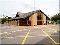SD7332 : Great Harwood Library, Queen Street by David Dixon