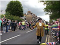 TR0161 : Faversham Town Cryer, Torch Relay Day 62 by David Anstiss