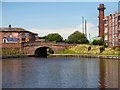 SD8901 : Rochdale Canal, Bridge #78c at Failsworth by David Dixon