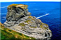 Q8559 : Loop Head Peninsula - Dunlicky Road - Atlantic Coastline to NW by Joseph Mischyshyn