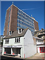 TQ8109 : 32-33 Priory Street and Queensbury House by Oast House Archive