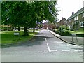 SO9394 : Watton Close, Woodcross by Alex McGregor