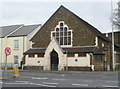 SN5000 : Old Parish Hall, Llanelli by Jaggery