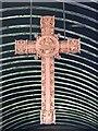 SO7225 : Wooden cross, Newent : Week 30