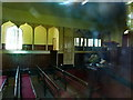 TL1554 : Roxton Congregational Church, Interior by Alexander P Kapp