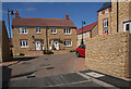 ST6718 : Milborne Port: Old Tannery Way by Martin Bodman