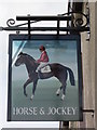 SE2720 : The Horse and Jockey by Ian S