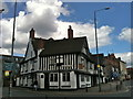 SP0886 : The Old Crown, Digbeth by Chris Whippet
