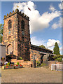 SJ6386 : St Wilfrid's Church, Grappenhall by David Dixon