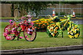 TQ1567 : Flower Power at London 2012 by Peter Trimming