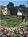 TQ8010 : Peace garden, Alexandra Park by Oast House Archive