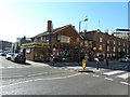TQ2878 : The Rising Sun, Ebury Bridge Road, SW1 by Alexander P Kapp