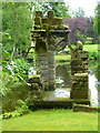 SJ5351 : Cholmondeley Castle Gardens, Cheshire by pam fray