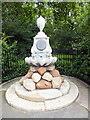 TQ2781 : William Pitt Byrne Fountain in George Street by PAUL FARMER