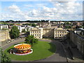 SE6051 : Castle Museum from Clifford's Tower by Peter Whatley