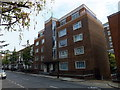 TQ2781 : Byron Court, Seymour Place, London by PAUL FARMER