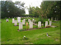 TL4748 : War graves - Whittlesford by Sebastian Ballard