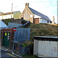 SS9992 : Tonypandy : Peniel Living Way Church viewed from Dunraven Street by John Grayson