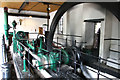 SJ6903 : Blists Hill Victorian Town - rolling mill engine by Chris Allen