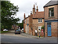 SK8261 : A corner at Collingham by Alan Murray-Rust