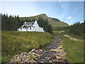 NN3028 : Allt Eas Anie at Cononish by Karl and Ali