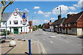 TQ0826 : High Street, Billingshurst (2) by Barry Shimmon