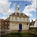 TF6120 : Custom House, King's Lynn by Dave Hitchborne