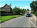 SP0801 : North into Ampney St Peter, Gloucestershire by Brian Robert Marshall