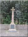 SE3517 : The War Memorial at Walton by Ian S