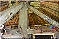 TL5942 : Ashdon Windmill - Trestle by Ashley Dace