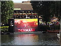 TQ3480 : Denmark at St Katharine Docks by Colin Smith