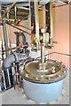TL5173 : Stretham Engine -Cylinder Top by Ashley Dace