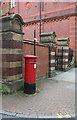 SD7108 : Bihe Great Moor Street postbox (ref. BL1 127) by Alan Murray-Rust
