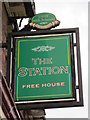 SK5082 : The Station public house at Kiveton Park by Ian S