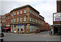 SD7109 : Former Post Office, Bradshawgate  by Alan Murray-Rust