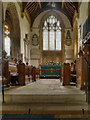 ST9168 : Chancel and Altar, St Cyriac's Church, Lacock by David Dixon