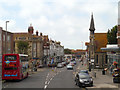 TV4899 : Seaford Town Centre by David Dixon