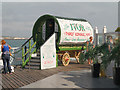 TQ3103 : Tarot Caravan on Brighton Pier by David Dixon