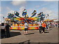 TQ3103 : Children's Ride, Brighton Pier by David Dixon