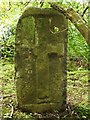 NS3086 : Ancient cross slab by Lairich Rig